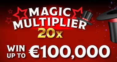 Magic Multiplier 20x