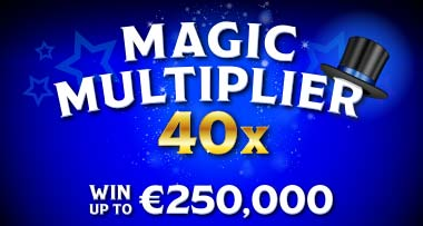 Magic Multiplier 40x