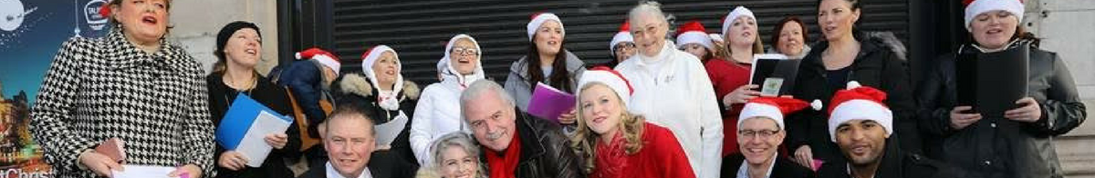 Carol Singing for ALONE Ireland