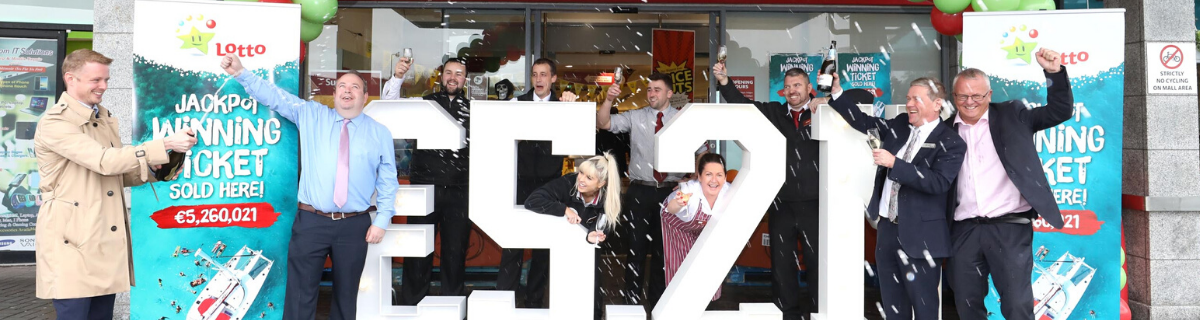 SuperValu Kilbarry Waterford sold winning ticket of €5.2 million