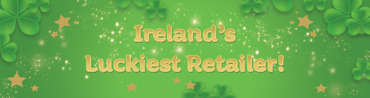 Ireland's Luckiest Retailers