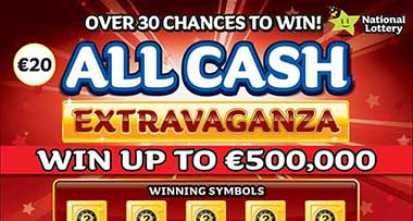 All Cash Extravaganza