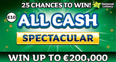 All Cash Spectacular