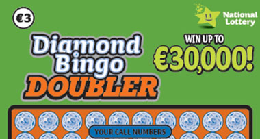 Diamond Bingo Doubler