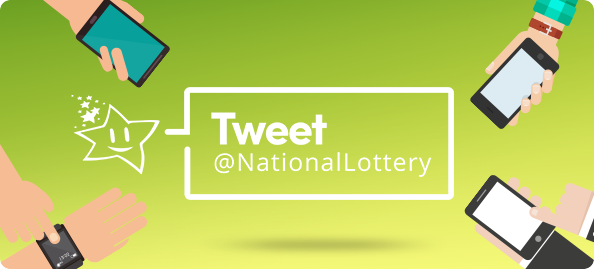 Tweet National Lottery