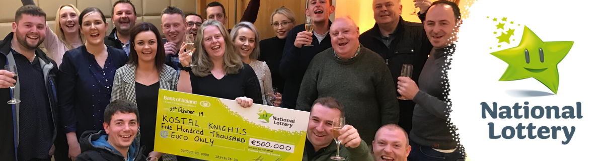 Limerick Work Syndicate Wins Euro Millions Plus