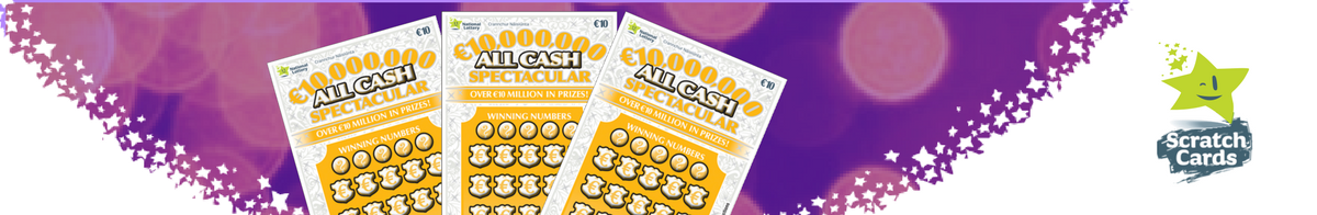 All Cash Spectacular Win