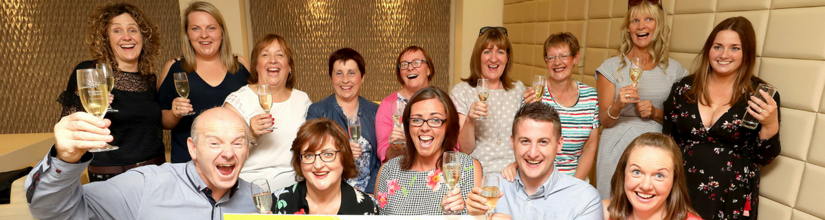 Cork Supermarket Syndicate Lotto Win