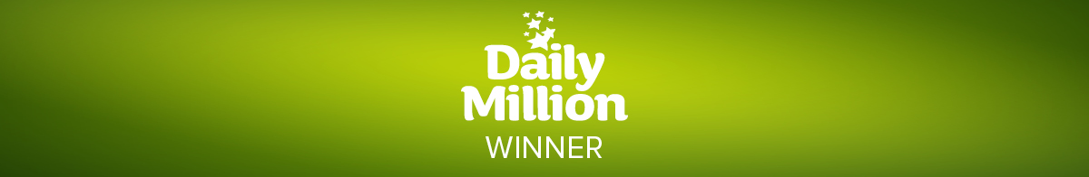 North Dublin Sold EUR 1 Million Daily Million Ticket