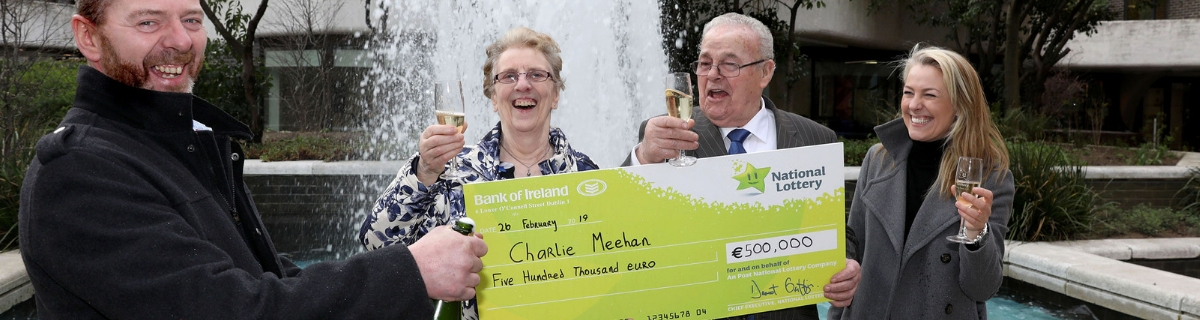 Euromillions Plus Winner Donegal Farmer