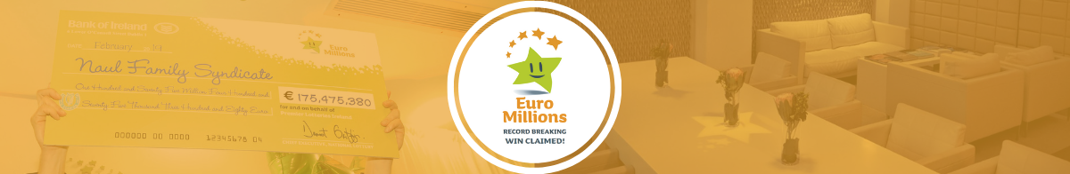 EuroMillions Record Winner Claimed