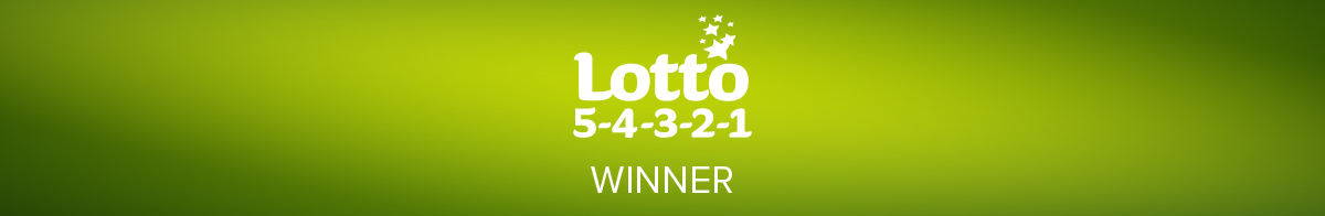 Galway Player Wins EUR40,000 on its Lotto 54321
