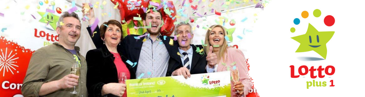 Lotto Plus 1 Winner Donegal Farmer