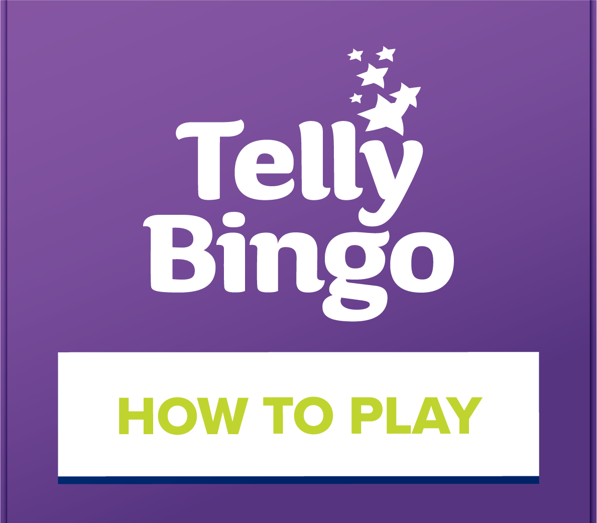 How to Play Telly Bingo